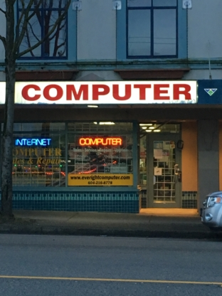 Everight Computer - Computer Accessories & Supplies - 604-216-8778