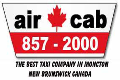 Air Cab Ltd - Taxis - 506-857-2000