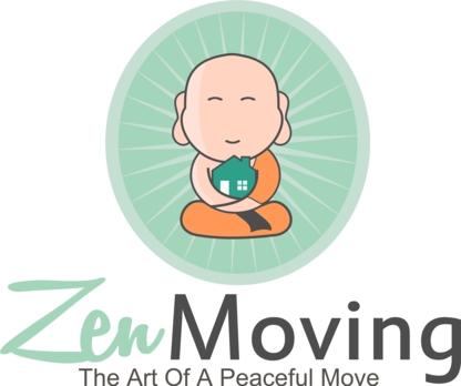 Zen Moving - Heavy Hauling Movers