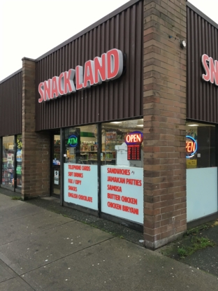 Snack Land - Restaurants