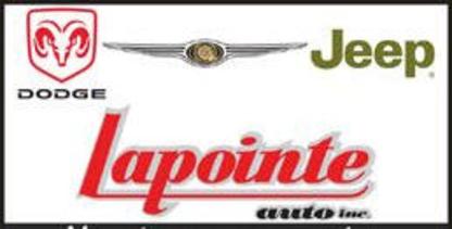Lapointe Automobiles - Concessionnaires d'autos neuves
