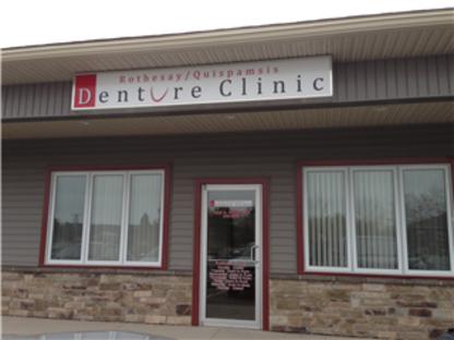 Rothesay Quispamsis Denture Clinic - Denturists