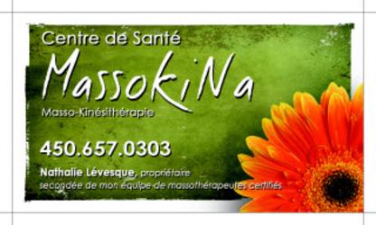 Voir le profil de Centre de Santé Massokina - Le Gardeur