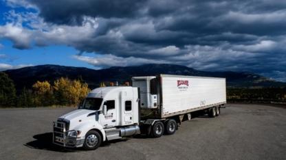 Kluane Freight Lines Ltd - Transport aux aéroports - 1-888-257-7788
