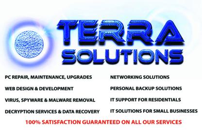Terra IT Solutions - Computer Consultants