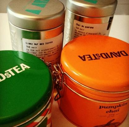 DAVIDsTEA - Tea - 514-284-6060