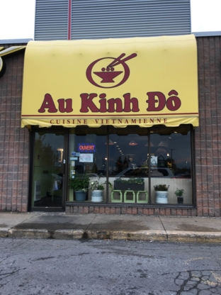 Au Kinh Do - Restaurants asiatiques - 450-672-0282