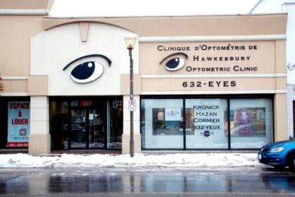 Clinique Optométrique de Hawkesbury - Optométristes