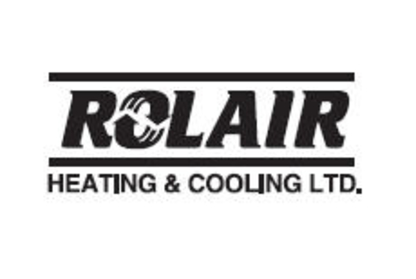 Rolair Heating & Cooling Ltd - Heating Contractors
