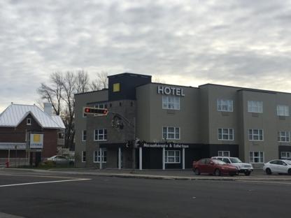 Auberge Du Littoral - Hotels - 418-661-6901