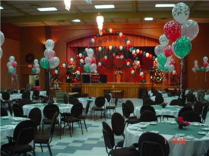 Centre Horizon - Salles de banquets