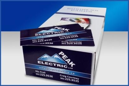 Elmsdale Design & Print - Imprimeurs - 902-883-8898