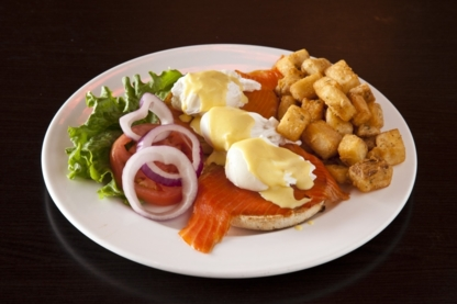 Symposium Cafe Restaurant & Lounge - Burger Restaurants - 905-881-2233