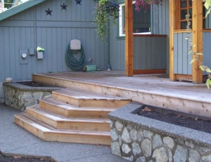 View Authentic Landscaping's Victoria profile