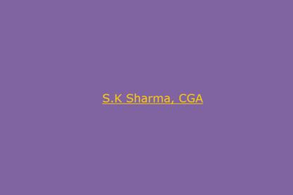 View S K Sharma CGA's Port Coquitlam profile