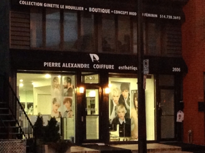 Pierre Alexandre Expression Coiffure - Beauty Institutes