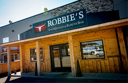 Robbie's Smokehouse and Burgers - American Restaurants - 438-793-3057