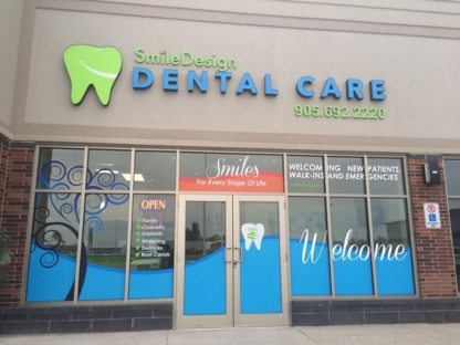 Smile Design Dental Care - Teeth Whitening Services