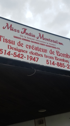824861633345 ... Miss India Montreal - Women's Clothing Stores - 514-542-1947