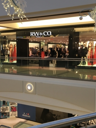 RW & CO. - Clothing Stores - 604-434-4851
