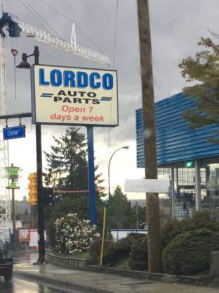 Lordco Parts - New Auto Parts & Supplies - 604-931-3830