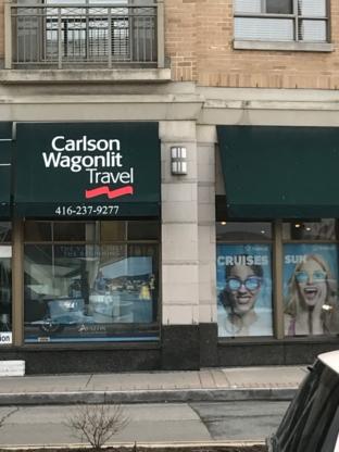 View Carlson Wagonlit Stewart Travel's Toronto profile