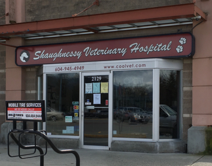 Voir le profil de Shaughnessy Veterinary Hospital Ltd - Whalley
