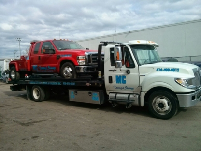 Shuggie Tows Inc - Vehicle Towing - 647-994-1265