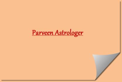 Parveen Astrologer - Astrologues et parapsychologues