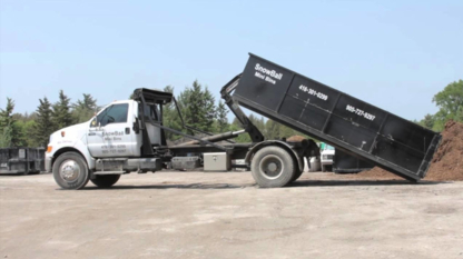 Snowball Mini Bins - Bulky, Commercial & Industrial Waste Removal - 416-301-0299