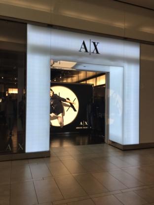 Armani Exchange - Magasins de vêtements pour hommes - 450-686-6896