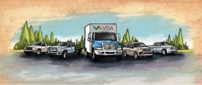 VISA Rentals Sales Leasing - Location de camions - 780-532-0636