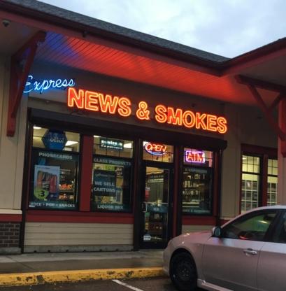 Express News & Smokes - Tobacco Stores