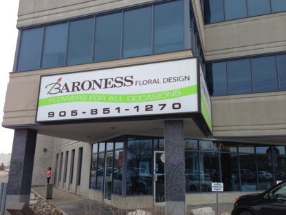 Baroness Floral Design - Wedding Planners & Wedding Planning Supplies - 905-851-1270