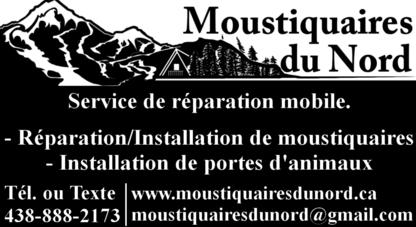 Voir le profil de Moustiquaires du nord - Saint-Adolphe-d'Howard