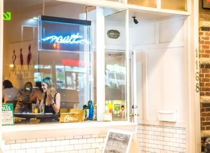 Nuit Social - Restaurants - 647-350-6848