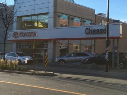 Chassé Toyota Scion - New Car Dealers