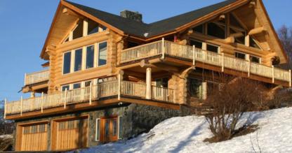 Roundwood Log Homes Ltd - Importers