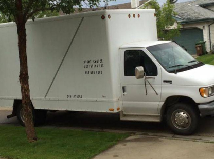 Right Choice Logistics & Consulting - Moving Services & Storage Facilities