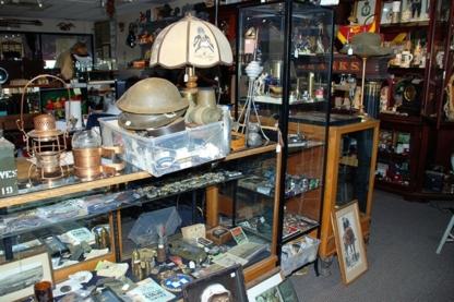 Iron Cross Antiques - Antique Dealers - 780-474-7447