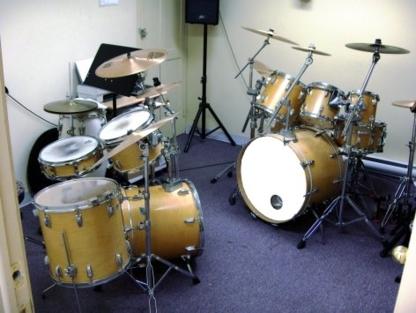 Dcdrums - Écoles et cours de musique