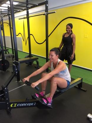 CrossFit AVRD - Salles d'entraînement