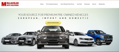 McLachlan Auto - Car Repair & Service - 250-364-2881
