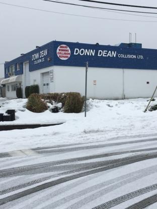 Donn Dean Metrotown Collision Repairs Ltd - Auto Body Repair & Painting Shops