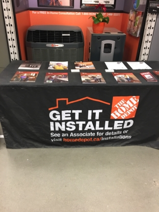 The Home Depot - Quincailleries - 604-468-3361