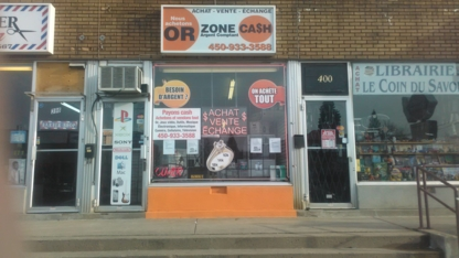Zone Cash - Pawnbrokers