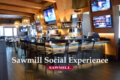 Sawmill Prime Rib & Steak House - Restaurants - 780-739-5616