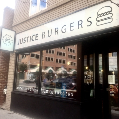 Justice Burgers - Vegetarian Restaurants