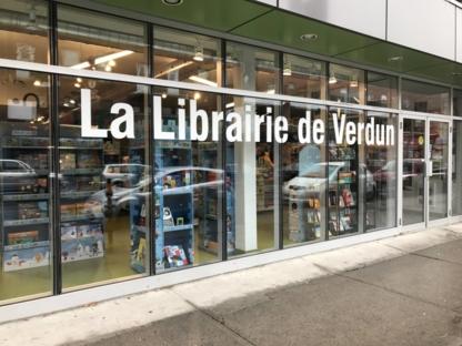 Librairie de Verdun - Book Stores