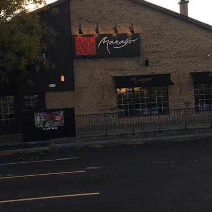 Les Vieux FourManago - Pizza & Pizzerias